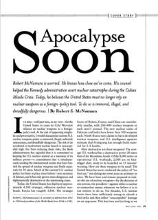 2005 Apocalypse Soon